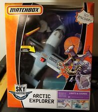 Mattel Matchbox Sky Busters Missions Arctic Explorer OOP