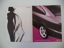 advertising Pubblicità 1998 VOLVO C 70 C70 COUPE'