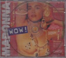 CD DIGI SHAPE 4T MADONNA & OTTO VON WERNHERR WOW DE 1996 EDITION LIMITEE
