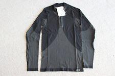Oakley New 531773 Long Sleeve Continuity Half Zip Jersey Size S