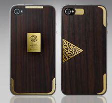 Genuine SGP iPhone 4/4s Skin Guard Set Metal Camagon SGP06916