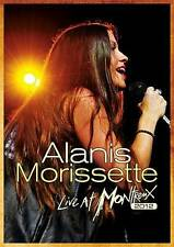 Alanis Morissette: Live at Montreux 2012 (DVD , New, 20 tracks, Region 1)