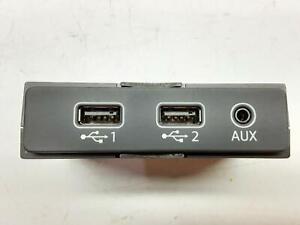 AUDI A4 A5 Q5 MK5 B9 AUX DOUBLE USB INTERFACE CONTROL MODULE 8W0035736