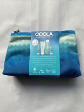 Coola Organic Suncare Travel Set - New/Sealed Unopened