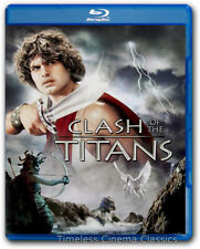 Clash of the Titans Blu-ray New Laurence Olivier Harry Hamlin Ursula Andress
