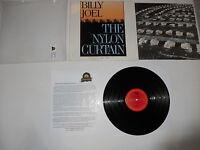 Billy Joel The Nylon Curtain 1A 1st  '82 Analog VG++ USA Press ULTRASONIC CLEAN