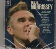 MORRISSEY - THIS IS MORRISSEY     *NEW & SEALED 2018 CD ALBUM*