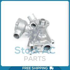 Water Pump for Mercedes-Benz 190E, 260E, 260SE, 300CE, 300E, 300SE, 300SL... QOA