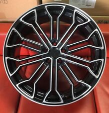 "20"" VELARE VLR04 ALLOY WHEELS FIT RANGE ROVER EVOQUE VELAR JAGUAR FORD"