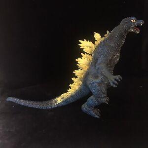 "12"" Large Blue and Yellow GODZILLA Action Figure Toy"