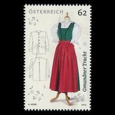 Austria 2013 - Classical Traditional Costumes - Sc 2457 MNH