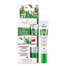 FlosLek Lid and Under Eye Gel Cream with Eyebright and Aloe Vera 15ml