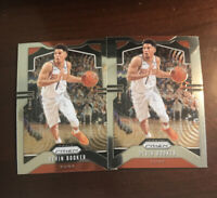 2 Card Lot 2019 PRIZM DEVIN BOOKER BASE CARD #67 PHOENIX SUNS SUPERSTAR