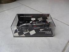 Mclaren Mercedes MP4-18 Testcar 2003 Raikkonen n°6 Minichamps 1/43 F1