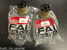 QUALITY FAI - VW VOLKSWAGEN SEAT SKODA AUDI SUSPENSION WISH BONE BUSHES -SS2227