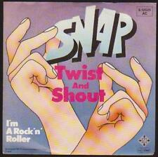 "7"" SNAP Twist And Shout / I`m A Rock`n Roller 1979 Telefunken"