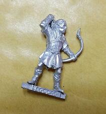 GW Lord of The Rings Elf Hero Legolas - Metal - Stripped - LOTR