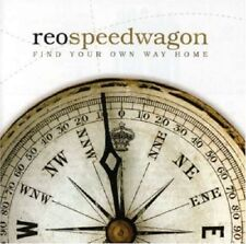 REO Speedwagon Find Your Own Way Home CD NEW SEALED 2007