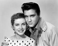 Elvis Presley and Dolores Hart UNSIGNED photo - E17 - King Creole