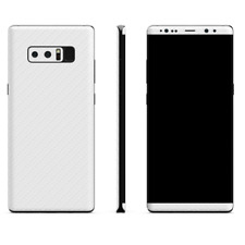 Carbon Fiber Skin Decal for  Samsung Galaxy Note 8 Full Wrap