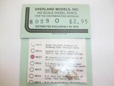 Overland Models