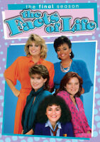 The Facts of Life: The Final Season [New DVD] Full Frame, 3 Pack
