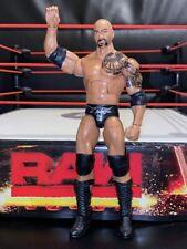WWE Mattel figure ELITE THE ROCK DWAYNE JOHNSON FAST HOBBS KID Toy Wrestling