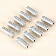 10X Stainless Stand off Bolts Mount Standoffs Sign Advertisement Fixings Gift BL