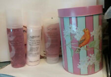 Sanctuary Spa Covent Garden Favourite Florals Gift Set ~White Lily & Damask Rose