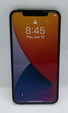 Pre-Owned Apple iPhone X - 64GB - Silver (Sprint/T-Mobile) A1865 (CDMA + GSM)