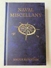 Naval Miscellany - Angus Konstam - 2011 - Metro Books