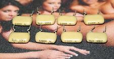 8 capacitor Mullard Mustard Philips 6.8nf 6,8nf 6.8 nf 6800pf 400V marshall neve