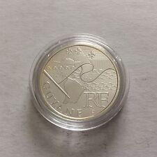 Pièce 10 € des régions France - 2010 - sur capsule - Guyane