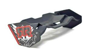ARRMA KRATON 6S V5 BLX - WING REAR NYLON SPOILER 224MM BLACK ARA8608V5