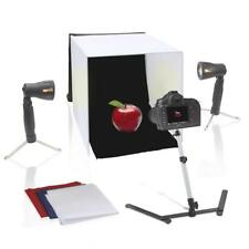 New Pyle PSTDKT6 Professional Studio Photo Light Booth, Image & Photography Kit