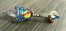 Hard Rock Cafe pin Empire State Building NYC New York