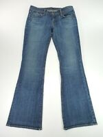 Citizens Of Humanity Ingrid #002 Low Waist Flair Stretch Jeans Flare 29 (30x32)