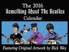 2016 Something About The Beatles calendar
