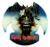 NM/NM Iron Maiden THE EVIL THAT MEN DO Shaped Vinyl Picture Pic Disc!