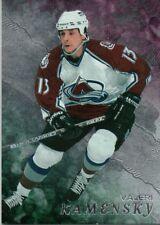 1998-99 Be A Player #186 Valeri Kamensky Colorado Avalanche (2018-0696)