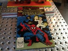 1989 The Spetacular Spider Man #09 VGC Boarded & Sleeved