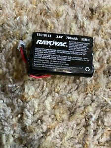 Rayovac Battery For Cordless Phones TE10164 3.6v 700mAH NiMH