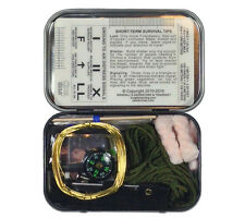 Esee Mini Survival Kit Sere Pocket Emergency Preparedness Gear Altoids Size