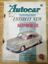 June Autocar Magazines in English