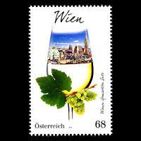"Austria 2017 - Austrian Wine Regions ""Vienna"" Gastronomy Foot - MNH"