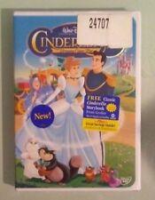 walt disney CINDERELLA II 2 DREAMS COME TRUE  DVD NEW factory sealed & stamped