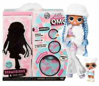 LoL Surprise OMG SNOWLICIOUS WINTER DISCO BAMBOLA DOLL DOLLIE DJ COSMIC QUEEN 5G