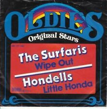 "Wipe Out / Little Honda 7"" (GER 1981) : The Surfaris"