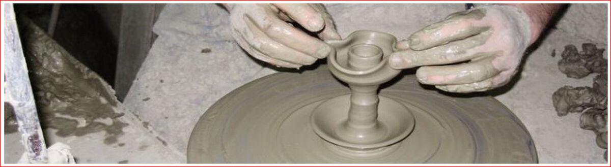 Lavorazione Ceramiche Art. Dina