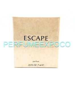 Escape Parfum by Calvin Klein 0.25oz/7ml Splash for Women *VINTAGE FORMULA*(IB21